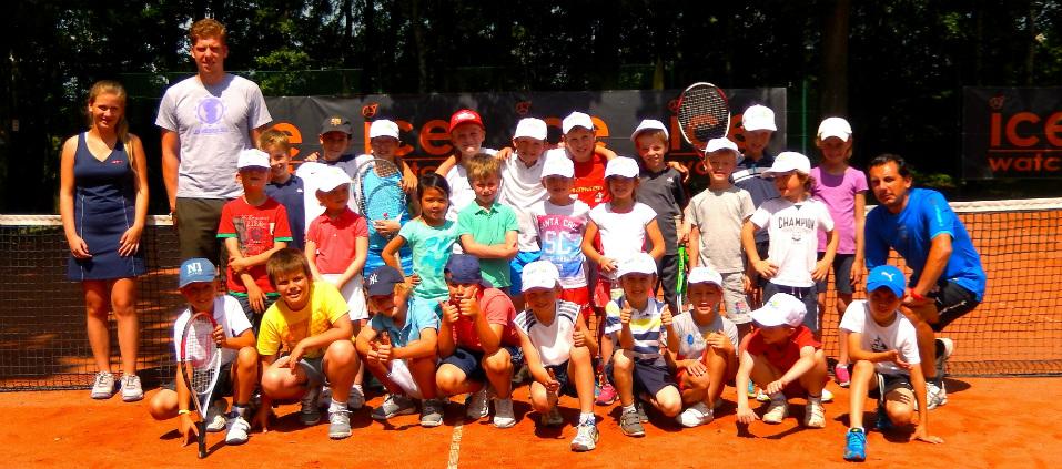 STAGES DE TENNIS