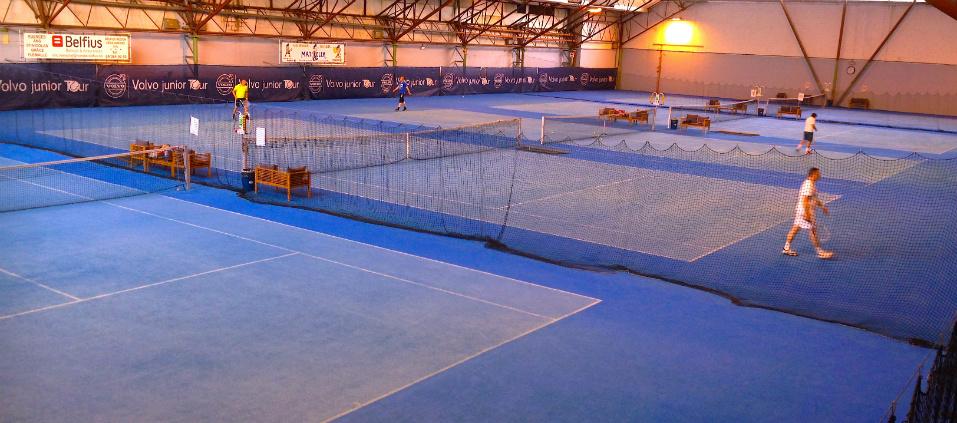 HIT THE BALL Tennis Academy